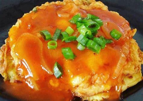resep fuyunghai   resep telur