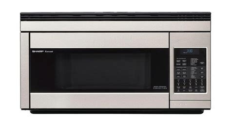 Microwave Oven Advance r 1874 ty 1 1 cu ft steel the range microwave