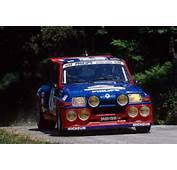 De Renault 5 Turbo Le 1 4