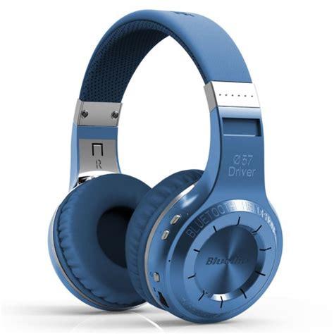 Bluedio H Turbine Headphone With Bluetooth 4 1 Hitam Bluedio Turbine Hurricane H Plus Bluetooth 4 1 Stereo