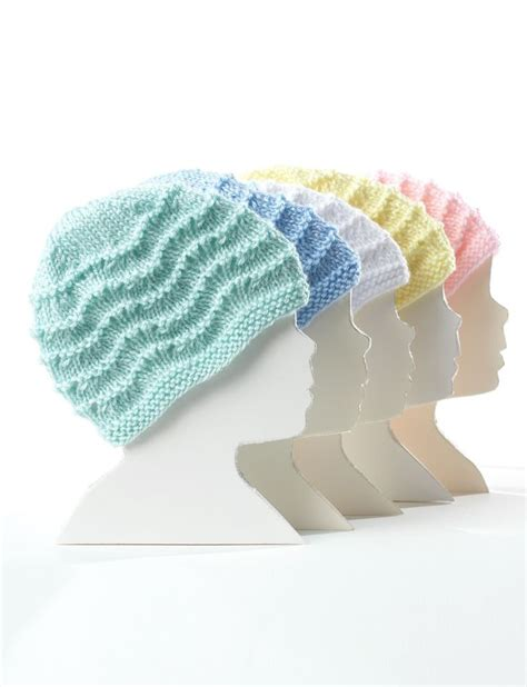 bernat free knitting patterns knit baby hat in bernat softee baby solids knitting