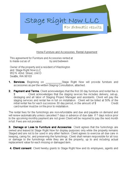 Rental Agreement Template Microsoft Word Templates Contract Template Word 2010