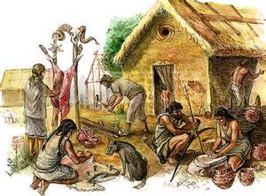 haus der volksarbeit cucuteni village cucuteni trypillian culture romania
