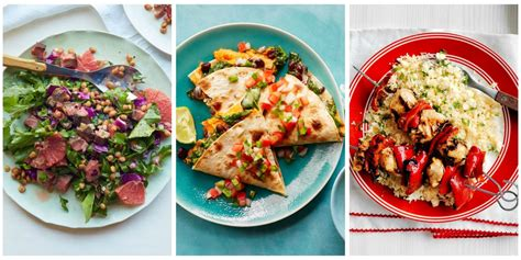 Healthy Recipe by 55 Healthy Dinner Recipes That Don T Taste Like Diet