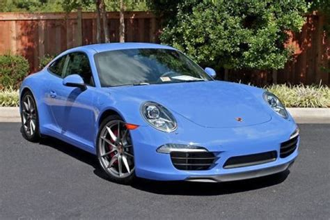 porsche maritime find new brand new 2015 porsche 911 carrera s paint to