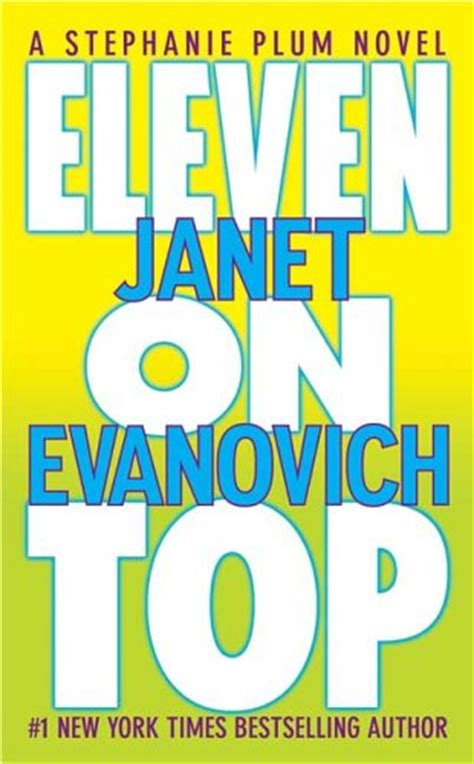 twenty four a plum novel books eleven on top plum 11 by janet evanovich
