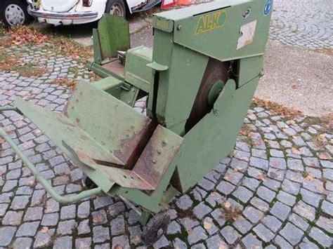 firma alko alko wippkreiss 228 ge mit holzspalter