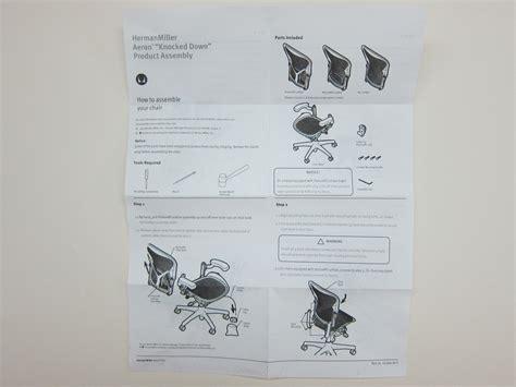Aeron Chair Manual by Herman Miller Aeron Chair 171 Lesterchan Net