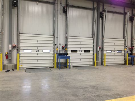 Insulated Overhead Doors Insulated Sectional Overhead Door W E Carlson Corporation
