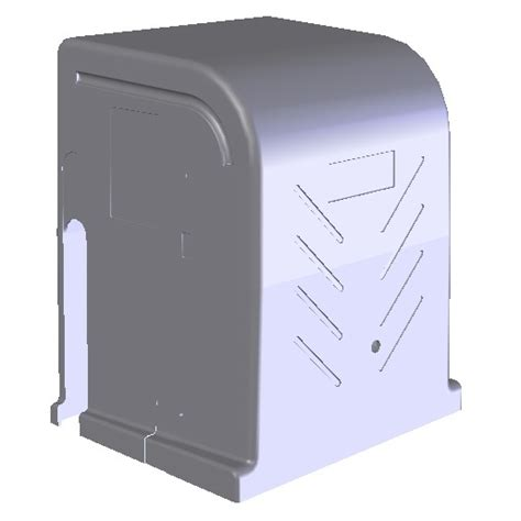 Faac Automatic Sliding Gate 741 Single Phase Max 900 Kg slide gate operators and openers logical decisions