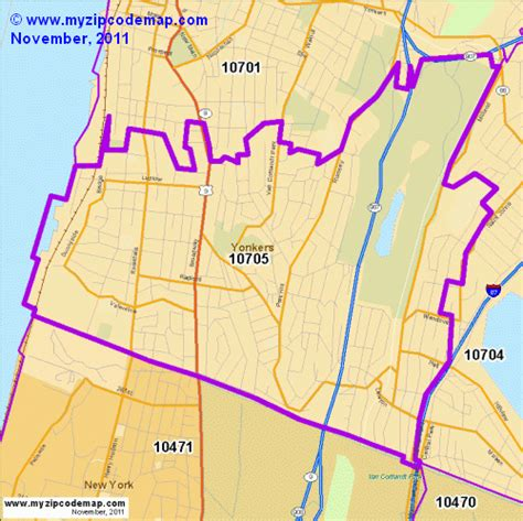 zip code map yonkers ny zip code map of 10705 demographic profile residential