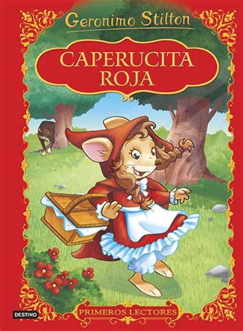 libro caperucita roja caperucita roja