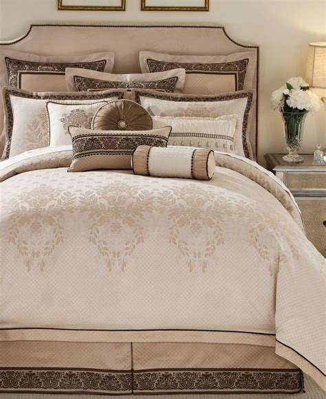 macy s bedding collections fancy waterford bedding aileen collection bedding collections bed bath macy s