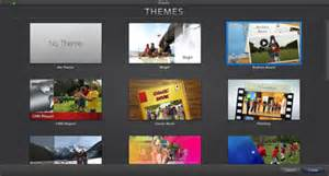 imovie slideshow templates imovie theme templates bestsellerbookdb