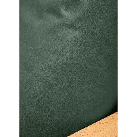 Leather Mattress Cover by Leather Look Emerald Fitted Mattress Cover