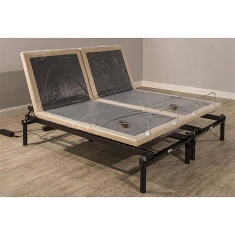 Cal King Adjustable Bed Frame Hillsdale Wall Hugger Split California King Adjustable Bed Frame 90092