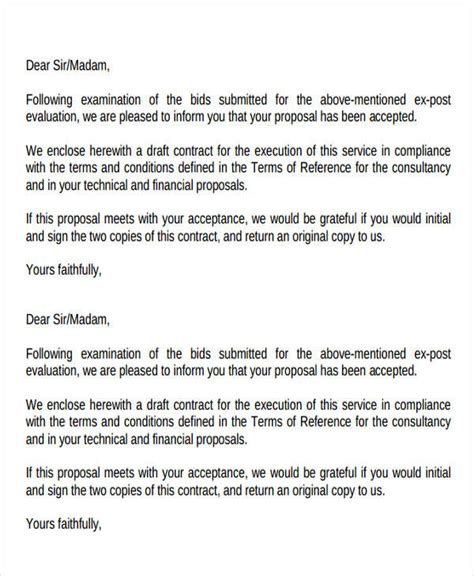 Acceptance Charges Letter Of Credit 38 Business Letter Exles