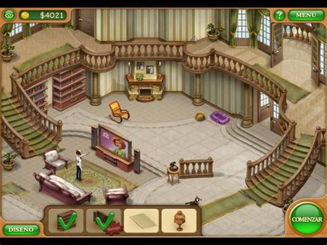 Juego Gardenscapes Gardenscapes Mansion Makeover Deluxe Espa 241 Ol
