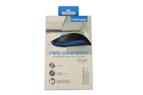 Mouse Wireless Powerlogic on powerlogic air shark mouse wireless elegan nan murah jagat review