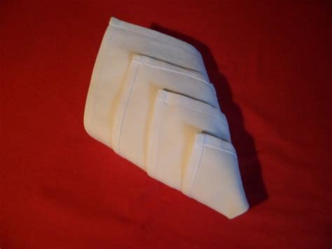 Easy Napkin Origami - napkin fold how to fold napkins in depth