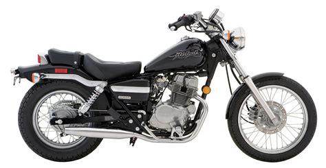 2008 Honda Rebel 250 Honda Rebel Cmx250c Cmx250cd Motorcycles