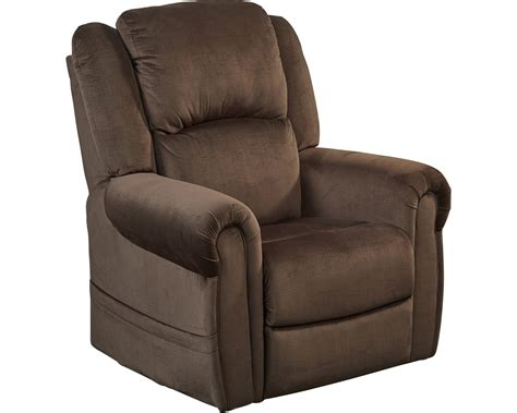 recliner headrest catnapper spencer power headrest power lift recliner