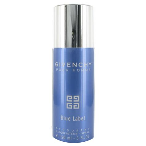 Parfum Ambassador Blue Label givenchy blue label