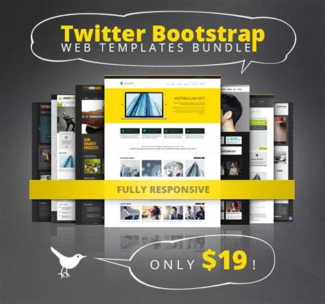 templates for deals website last day 10 sleek responsive bootstrap web templates