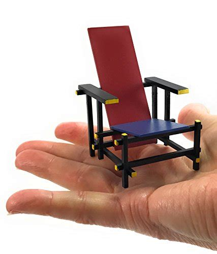 best gadgets for architects mid century modern design miniature 112 red and blue chair architect gadgets