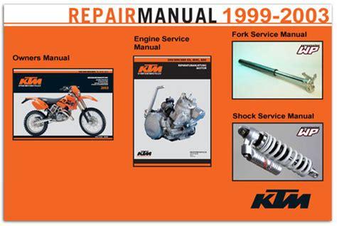 Ktm 300 Exc Workshop Manual