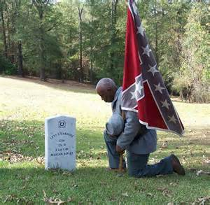 Black man on confederate flag those who are politically correct are