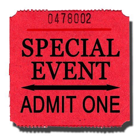 back to the conference special books special event billboard roll tickets doolins