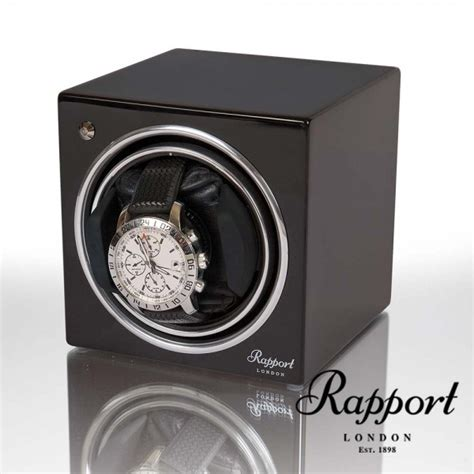 remontoir pour 1 montre automatique noir rapport la boite 224 montres