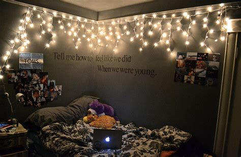 Stay In Your Room Pretty Lights Bedroom