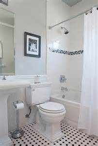 Small White Bathroom Decorating Ideas - 20 4x4 white bathroom tile ideas and pictures