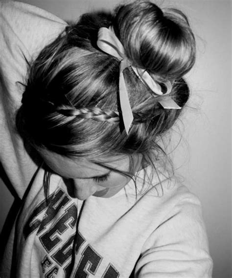 college bun hairstyles most popular and simple hairstyles for college girls