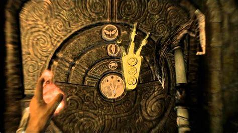 skyrim retrieve the golden claw the elder scrolls v skyrim walkthough golden claw puzzle