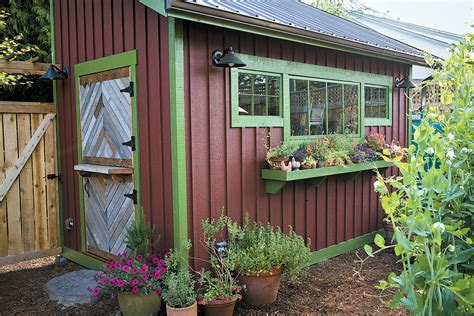 Seattle Sheds by Pacific Horticulture Society Sustainable In Seattle
