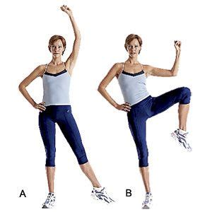 8 best standing abdominal exercises images on exercises workouts and work