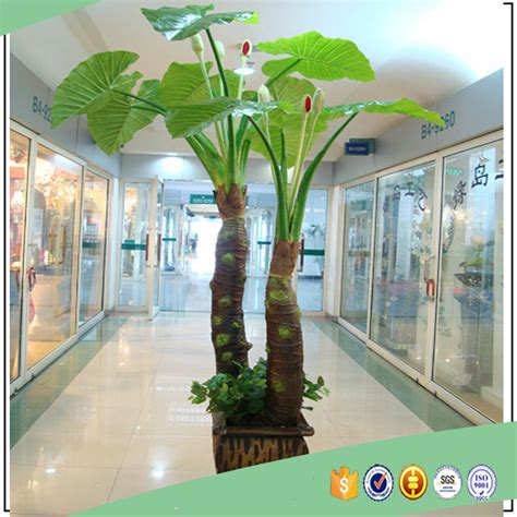 Western Home Decor Wholesale by 2015 China Factory Cheap Indoor Large Fake Plastic