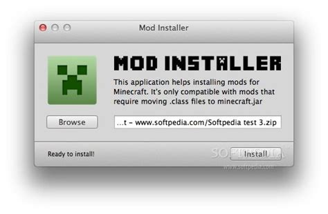 x mod game installer minecraft mod installer download mac