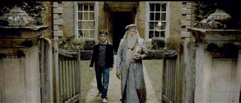 what house was dumbledore in harry potter and the half blood prince