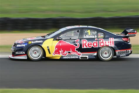 whincup pictures 2013 official v8 supercar test