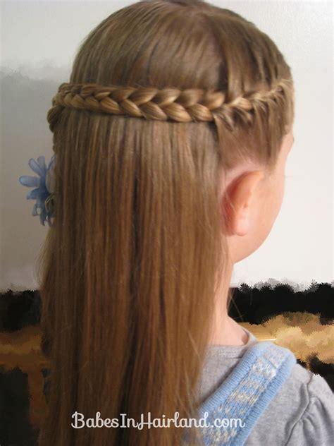 french braid back of head french braid around back of head 3 braids into 1 braid