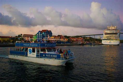 pelican boat curacao pelican boat trips willemstad curacao top tips before