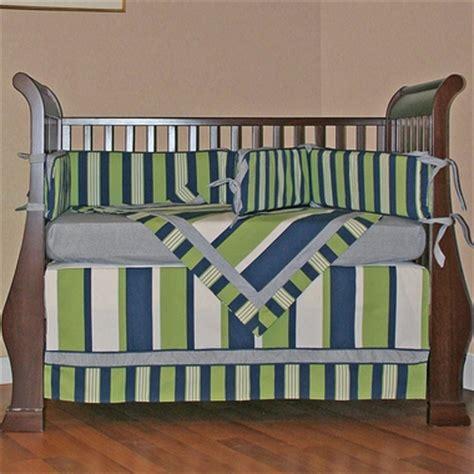 Hoohobbers Lacrosse 4 Piece Crib Bedding Set Free Shipping Hoohobbers Crib Bedding