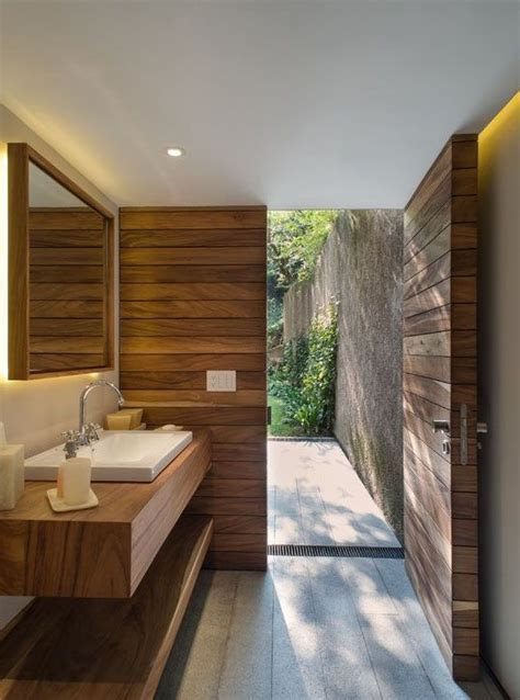 Outdoor Badezimmer by 1000 Ideas About Outdoor Pool Bathroom On