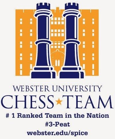 Webster Graduate School Mba by Welcome To Webster Chess Webster