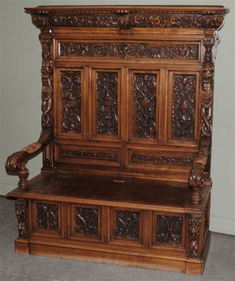 antique entry bench 242 best benches images on pinterest antique furniture