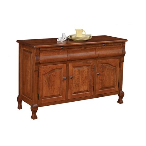buffet collection arlington collection three door buffet amish crafted furniture
